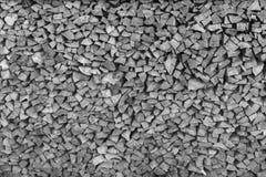 Bw beeld van brandhout Royalty-vrije Stock Fotografie