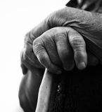 Bw hand Stock Images