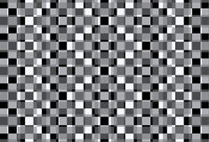 Bw-Muster stock abbildung