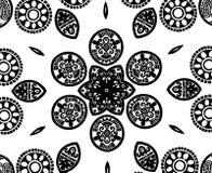 bw-textur Royaltyfria Foton