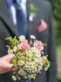 BWedding flowers Royalty Free Stock Images