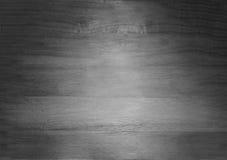 Być może Drewniana tekstura w ciemności Fotografia Stock