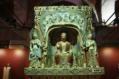 Buddyjska sztuka Obrazy Royalty Free