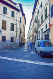 Byłem w Włochy zdjęcia stock