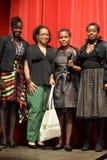 BYA награждает 2014 (достижения темнокожего молодого человека) в Лондоне стоковое фото
