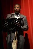 BYA награждает 2014 (достижения темнокожего молодого человека) в Лондоне стоковая фотография