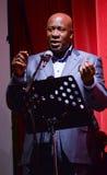 BYA награждает 2014 (достижения темнокожего молодого человека) в Лондоне стоковая фотография rf