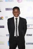 BYA награждает 2014 (достижения темнокожего молодого человека) в Лондоне стоковое фото rf