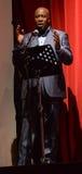 BYA награждает 2014 (достижения темнокожего молодого человека) в Лондоне стоковое изображение