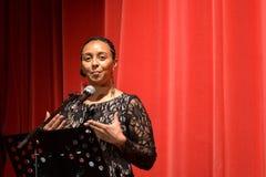 BYA assegna 2014 (risultati della gioventù nera) a Londra Fotografie Stock Libere da Diritti