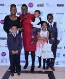 BYA Awards 2014 (Black Youth Achievements) in London Stock Photos