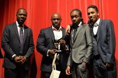 BYA Nagradza 2014 w Londyn (Czarnej młodości osiągnięcia) Zdjęcia Royalty Free