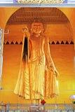 Byar Deik Paye Pagoda Standing Buddha, Mandalay, Myanmar Stock Photo