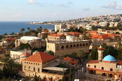 Byblos Stock Image