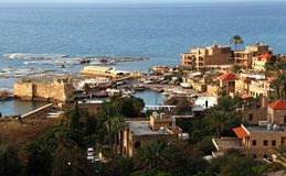Byblos Royalty Free Stock Image