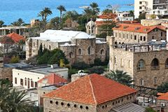 Byblos Royalty Free Stock Photography