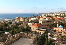 Byblos Royalty Free Stock Photos