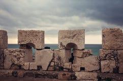 Byblos castle Stock Images