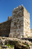Byblos Castle, Lebanon Royalty Free Stock Photo