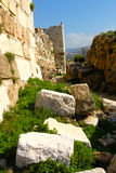 Byblos Castle, Lebanon Stock Photos