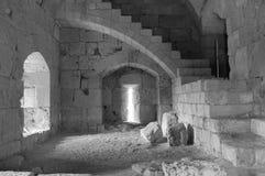 Lebanon: The castle in Byblos city