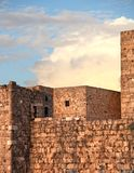 Byblos Crusader Castle, Lebanon Stock Photos