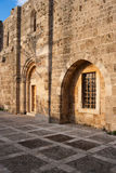 Byblos Crusader St John Church Stock Photos