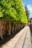 Byblos is een Mediterrane stad in het Onderstel Libanon Royalty-vrije Stock Afbeeldingen