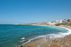 Byblos ist eine Mittelmeerstadt im Berg der Libanon Stockfotos