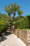 Byblos ist eine Mittelmeerstadt im Berg der Libanon Stockbilder