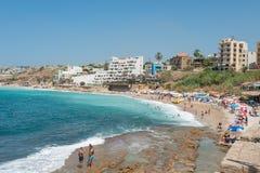 Byblos ist eine Mittelmeerstadt im Berg der Libanon Lizenzfreie Stockfotografie