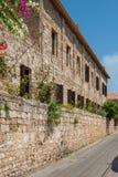 Byblos ist eine Mittelmeerstadt im Berg der Libanon Lizenzfreie Stockbilder