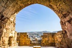 Byblos-Kreuzfahrer-Zitadelle 19 stockfotos
