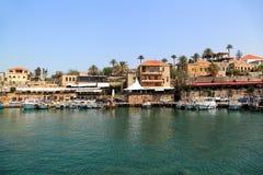 Byblos, Líbano Imagenes de archivo