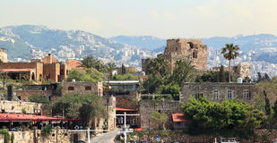 Byblos,Lebanon royalty free stock images