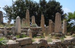 byblos Lebanon obeliski obrazy stock
