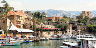 Byblos, Lebanon Royalty Free Stock Photo