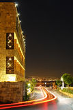 Byblos night Royalty Free Stock Photography