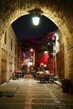 Byblos Old Market Royalty Free Stock Photography