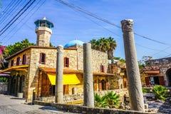 Byblos Sultan Abdul Majid Mosque stock images