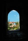 bybloslebanon moské Arkivfoton