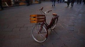 Bycicle在佛罗伦萨 图库摄影