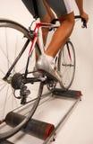 bycicle踩的踏板的体育运动 免版税库存图片
