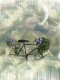 bycicle κλασικός Στοκ Φωτογραφίες