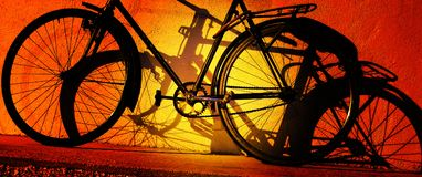 Bycicle Photographie stock
