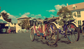 Bycicle Fotografia de Stock Royalty Free