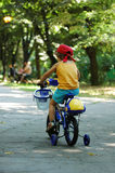 Bycicle ride Royalty Free Stock Photos