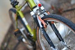 Bycicle s细节 免版税库存图片