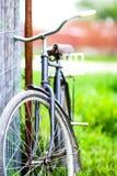 Bycicle viejo Imágenes de archivo libres de regalías