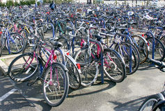 Bycicles Stock Photos